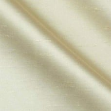 Textured Sateen Fabric in Ivory Fabric Traders