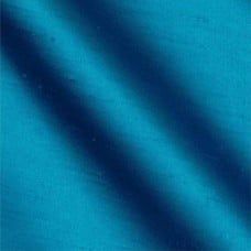 Textured Sateen Fabric in Turquoise Fabric Traders
