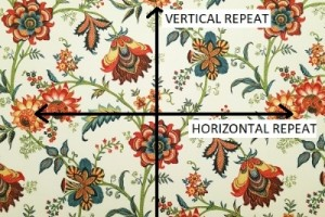 What is Vertical and Horizontal Repeat?