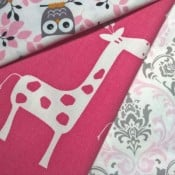 Cotton Fabric Prints (523)