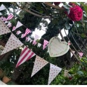 Oilcloth Bunting