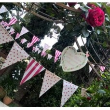 Event Bunting - Thread and Peg Fabric Traders