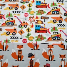 FABRIC STACK - Craft, Quilting And Apparel Cotton Fabrics 45cm Novelty