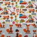 FABRIC STACK - Craft, Quilting And Apparel Cotton Fabrics 45cm Novelty  Fabric Traders