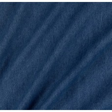 Heavy Brushed Denim Fabric Light Blue