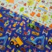 FABRIC STACK - Craft, Quilting And Apparel Cotton Fabrics 45cm in Kids Designs  Fabric Traders