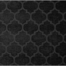Jacquard Tempo in Chenille Black Home Decor Fabric