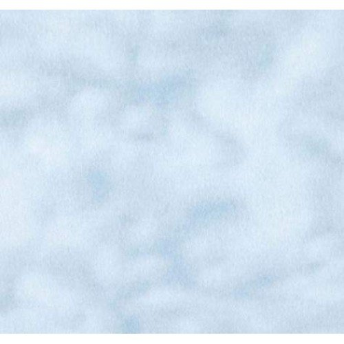 Flannelette 274cm Wide Cotton Fabric In Light Blue Cloud Fabric Traders