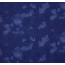 Flannelette 274cm Wide Cotton Fabric in Blue Cloud
