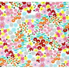 Darling Garden Cotton Fabric by Alexander Henry