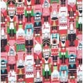 The Nutcracker Cotton Fabric by Alexander Henry
