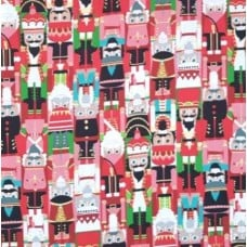 The Nutcracker Cotton Fabric by Alexander Henry Fabric Traders