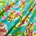 Cloud Blossom in Dew Cotton Fabric by Amy Butler Fabric Traders