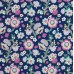 Midnight Bloom in Indigo Cotton Fabric by Amy Butler Fabric Traders