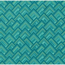 Mighty Corners in Sage Cotton Fabric by Amy Butler