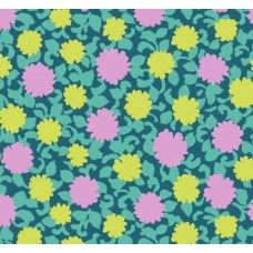 SImply Bold Floral River Cotton Fabric by Amy Butler