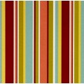 Stripe Fresh Piper Indoor Outdoor Fabric - OFFCUT