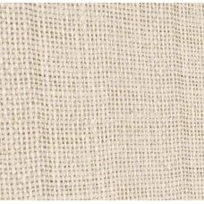 Burlap Jute Fabric in Ivory