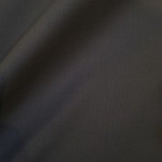 REMNANT - Solid Canvas Outdoor Fabric in Grey