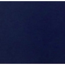 Solid Canvas Outdoor Fabric in Navy