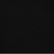 REMNANT - Heavy Duty Canvas Fabric in Black Fabric Traders