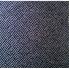 Art Deco Home Decor Upholstery Fabric in Blue