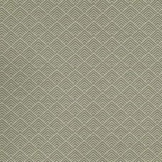 Art Deco Home Decor Upholstery Fabric in Silver