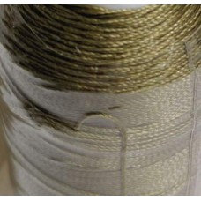 Thread Heavy Duty Outdoor Polyester 182m Olive Green by Coats and Clark Fabric Traders