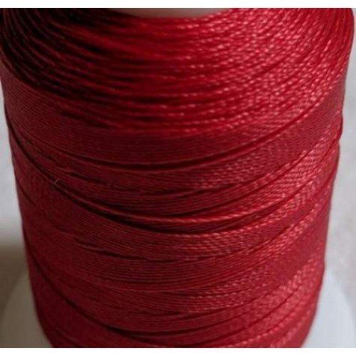 Heavy Duty Polyester : Thread heavy duty outdoor polyester m red by coats and