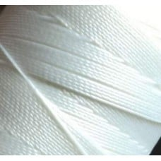 Thread Heavy Duty Outdoor Polyester 182m White by Coats and Clark
