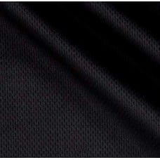 Sports Knit Clothing and Apparel Fabric in Black