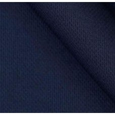 Sports Knit Clothing and Apparel Fabric in Navy Fabric Traders