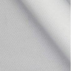 Sports Knit Clothing and Apparel Fabric in White