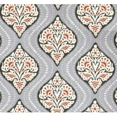 Kavali Ogee Persimmon Home Decor Fabrics