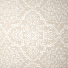 Damask Jacquard in Natural Home Decor Fabric