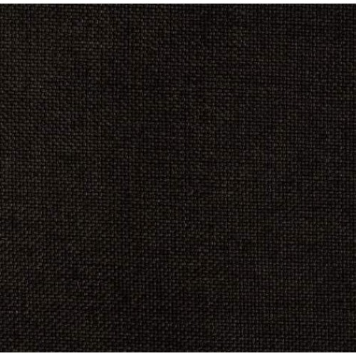 178e0cda0a1 Linen Look Upholstery Polyester Fabric in Black