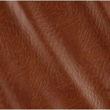 Faux Leather Ostich Rustic Brown Fabric