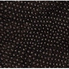Faux Leather Ostich Natural Black Fabric