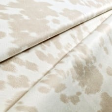 Faux Cow Hide Home Decor Fabric Buff Fabric Traders