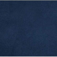 Faux Suede in Deep Blue Fabric Traders