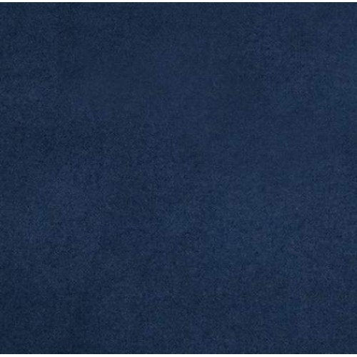 Faux Suede In Dark Blue Fabric Traders