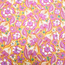 Wild Vines Sorbet Cotton Fabric by Tula Pink
