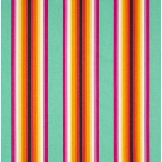 Chipper Tick Tock Stripe Cotton Fabric by Tula Pink