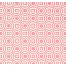 Zen Dot in Pink Cotton Fabric by Heather Bailey