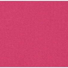REMNANT - Canvas Home Decor Fabric in Bright Pink