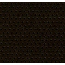 Grip Dots Polyester Cotton Fabric in Black Fabric Traders