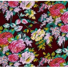 Colour Brigade Rachel Cotton Fabric by Jennifer Paganelli
