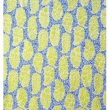 Alberto Cotton Fabric in Mustard by Jennifer Paganelli