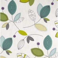 Calder Jewel Cotton Home Decor Fabric by Magnolia Home Fashions