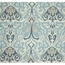 Ikat Winchester in Spa Home Decor Cotton Fabric Fabric Traders